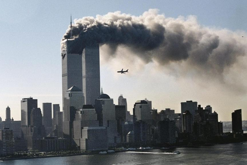 REMEMBERING THE DAY OUR WHOLE NATION HAD TO BEBRAVE